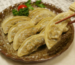 비건 만두-반달형 800g 무오신채 (Vegan Half Moon  Dumplings, NO Five Pungent Herbs / 개당 약 23g)