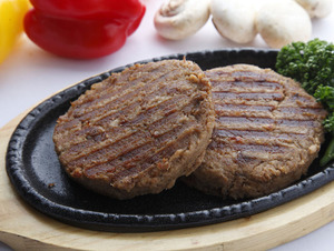 비건 패티 900g (Vegan Burger Patties / 45gx20개)